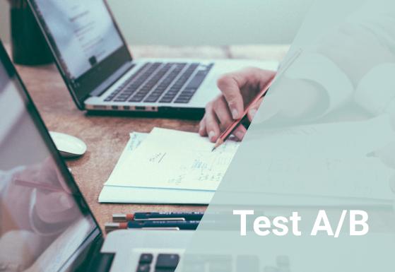 ¿Qué es el test A/B?