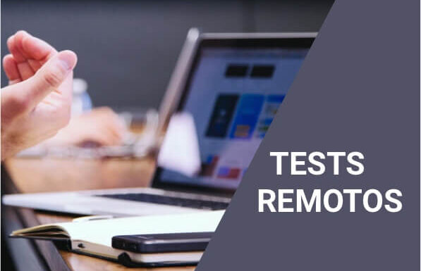 Tips para hacer Tests de Usuarios Remotos